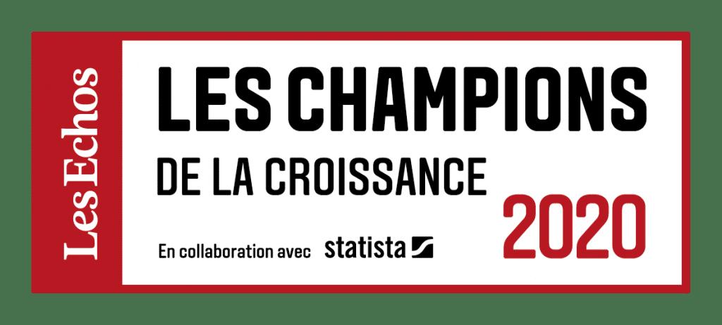 Logo Champions Croissance 2020